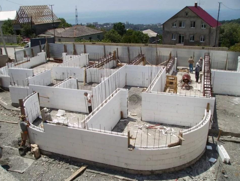 Какие задачи решаются с применением бетона в Чехове и России